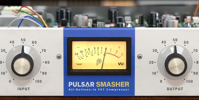 【3/11まで無料】Pulsar『Smasher』は初心者に最適なコンプ!