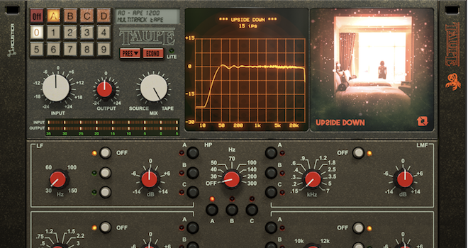 Acustica Audio「TAUPE」の優秀さを説明する